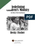 Redefining Book 2008 Update