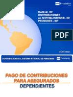 Manual de Contribuciones SIP