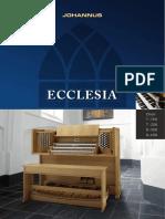 12080073 Johannus Orgels Folder Ecclesia Eng