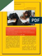 Articulo La Elaboración Del Documento Recepcional