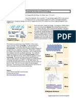 Chromatin Structure and DNA Packing