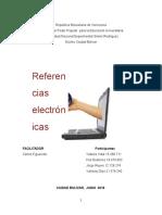 Fuentes Electrónicas