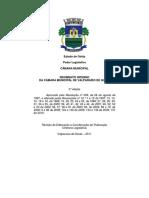 REGIMENTO INTERNO CAMARA LEGISLATIVA VALPARAISO GO.pdf