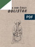 Đulistan - Šejh Sadi Širazi