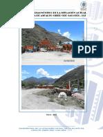 Informe de Diagnóstico Situación Actual de La Planta de Asfalto Ciber-2