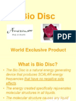 Rooban Bio Disc