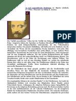 Louis Ménard, Religionen und soziopolitische Strukturen