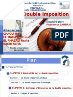 La Double Imposition PPT