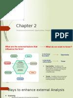 Class 3 External Condition Chapter 2