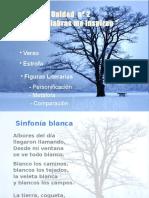 Clase 19 Poesía y Figuras Literarias