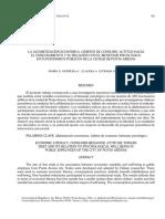2011 Estrada Denegri Alfabetización Económica