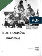 Russell Means - O marxismo e as tradições indígenas