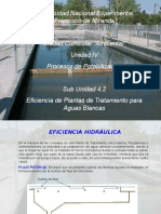 Eficiencia Hidráulica IV, 4.2