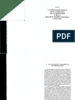 Collier y Minton 1996 Escenarios y Tendencias en Psicología Social 2