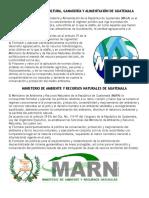 4 Ministerios de Guatemala