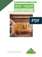 Como instalar vigas decorativas.pdf