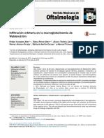 Macroglobulinemia de Waldestrom