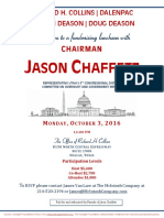 Luncheon for Jason Chaffetz