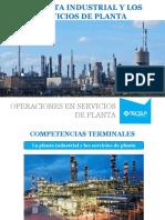 Unidad 01 - La Planta Industrial y Los Servicios de Planta_2016