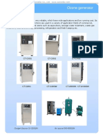 CT Ozone Generator