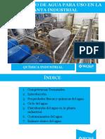 Unidad 04 - Aguas Industriales