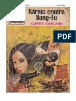 (1975) Karate Contra Kung-Fu - Policial - CURTIS GARLAND