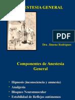 Anestesia General Unab