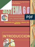 SIX SIGMA  - CELINDA ABANTO.ppt