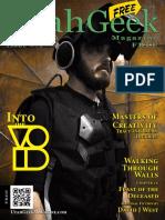 Utah Geek Magazine Issue 12