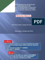 _presentacion Etica y Docencia