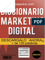 Diccionario SEO Marketing