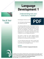 Language Development 1