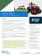 Motomart Automatizacion Iso 9001 Sector Servicios