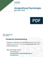 Psychologie2015_Prüfung