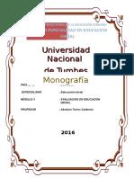 Evaluacion en Educacion Inicial.docx