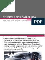 centrallockdanalarm-121202012711-phpapp01.pptx