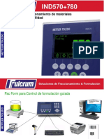 Soluciones Fraccionamiento Formulacion FULCRUM