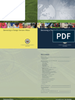 Foreign Service Selection Process