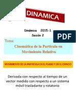 Sesion 2 -2015-2 Movimiento Relativo-1