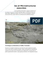 Les Failles et Microstructures associées.docx