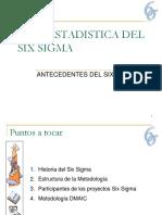 Fundamentos Del Six Sigma
