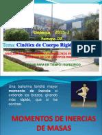 Semana9-2015-2 Cinetica de Cuerpo Rigido en El Plano-u