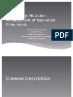 Fung- Apsiration Pneumonia