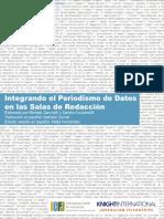 Integrando El Periodismo de Datos en Las Salas de Redaccion