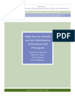 NC Ladd Et Al Study Re Teachers In_High_Poverty Schs