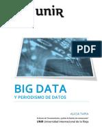 Big Data y Periodismo de Datos