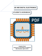 Analogue and Digital Electronics - Student Workbook
