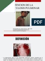 Atencion de La Tuberculosis Pulmonar