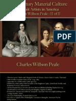 Portrait Artists - Peale, C.W 2