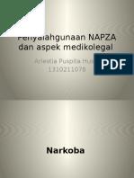 Idk Penyalahgunaan NAPZA Dan Aspek Medikolegal